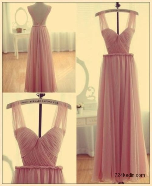 dress-pink-maxi+dress-pink+dress-clothes-clothes+dress-nude-chiffon-chic-prom+dress-cute-wedding-prom-open-beautiful+dress-long+sleeve+dress-backless+dress-pretty-formal-