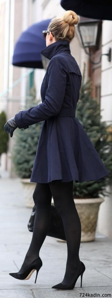 dress trench coat