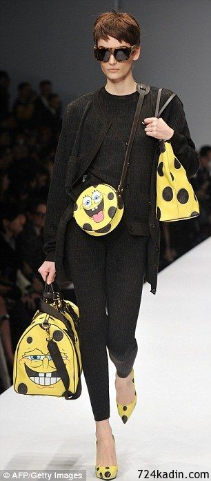 Jeremy Scott's Moschino