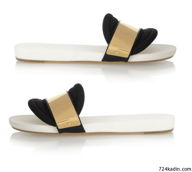chloe-embellished-neoprene-slides