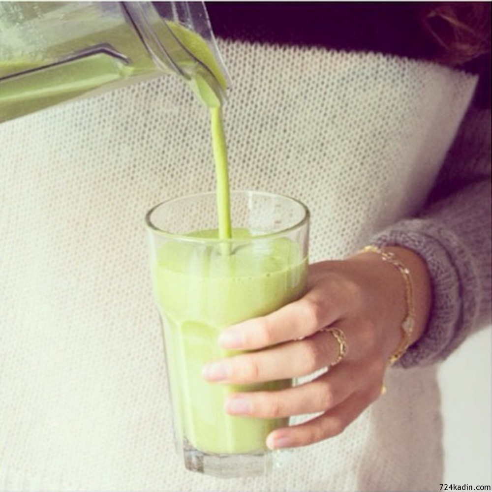 Deliciously Green Juice