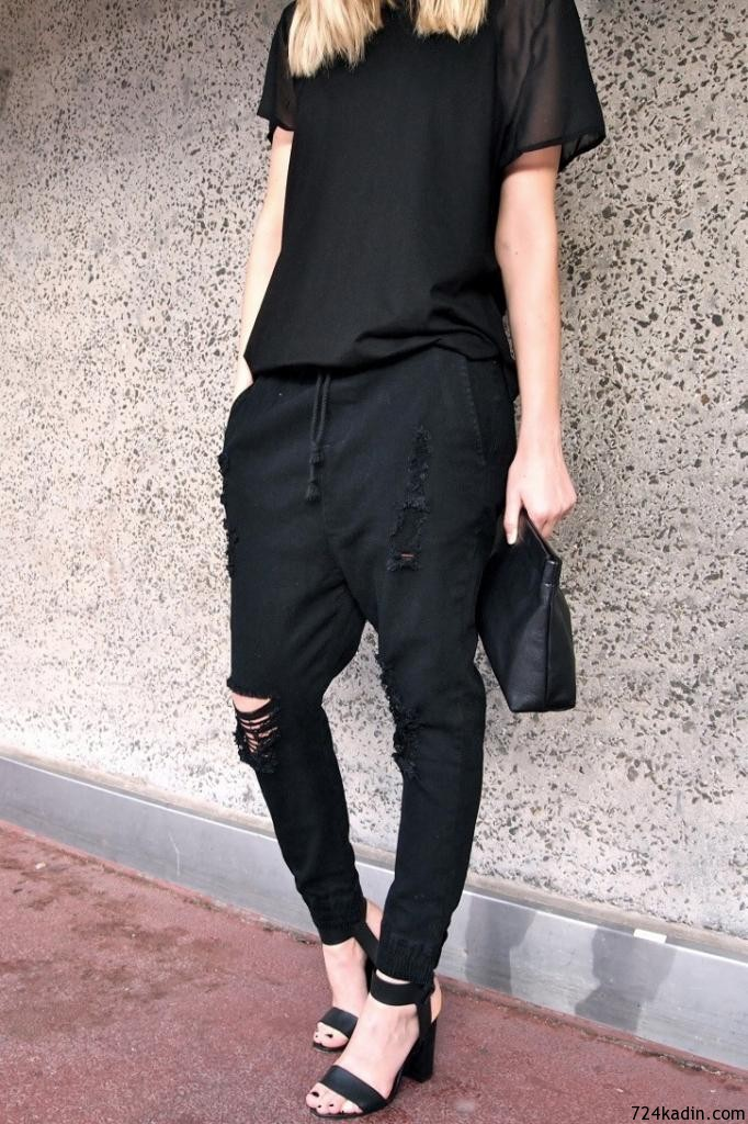 Le-Fashion-Blog-Black-On-Black-Look-Sheer-Sleeve-Tee-Mad-Love-Drop-Crotch-Jogger-Pant-Via-Alex-Give-Me-That-Thing