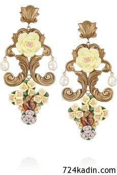 floral-earing