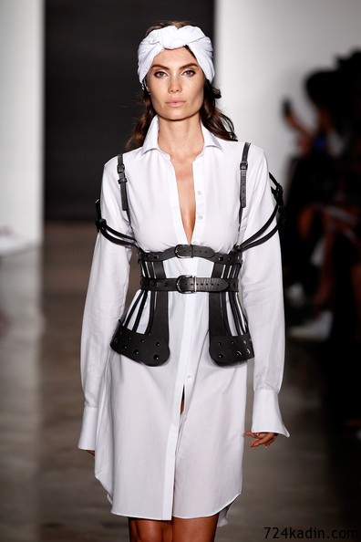 Zana+Bayne+Runway+MADE+Fashion+Spring+2015+sQGbKdGJLV_l