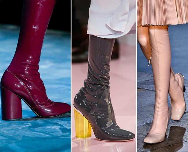 fall_winter_2015_2016_shoe_trends_latex_boots_booties