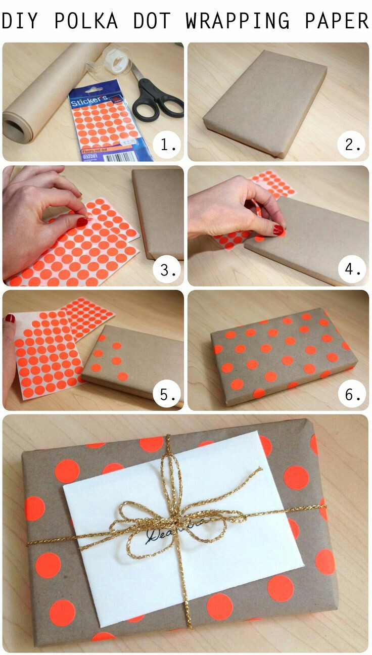polka-dot-wrapping-paper